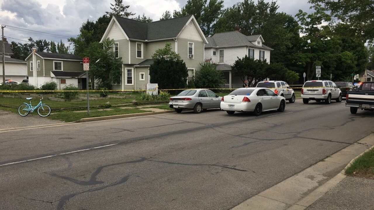 2 dead in Marion shooting