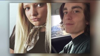 Juvenile charged with negligent homicide for crash that killed two Draper teens