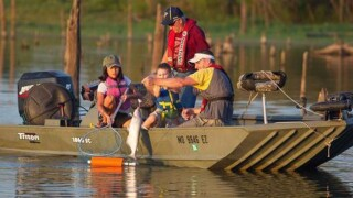 Free Fishing Days allow anyone to fish in Missouri without buying a permit