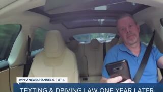 Advocates push for tougher distracted driving laws in Florida