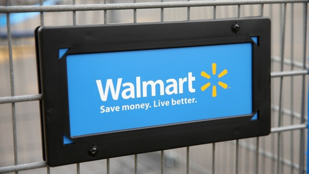 Walmart Is Putting Shelf-Scanning Robots in U.S. Stores