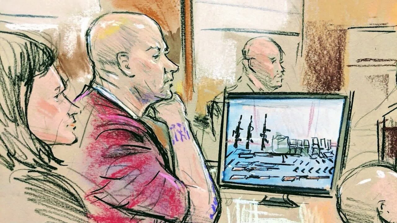 Coast Guard officer accused of mass killing plot pleads guilty