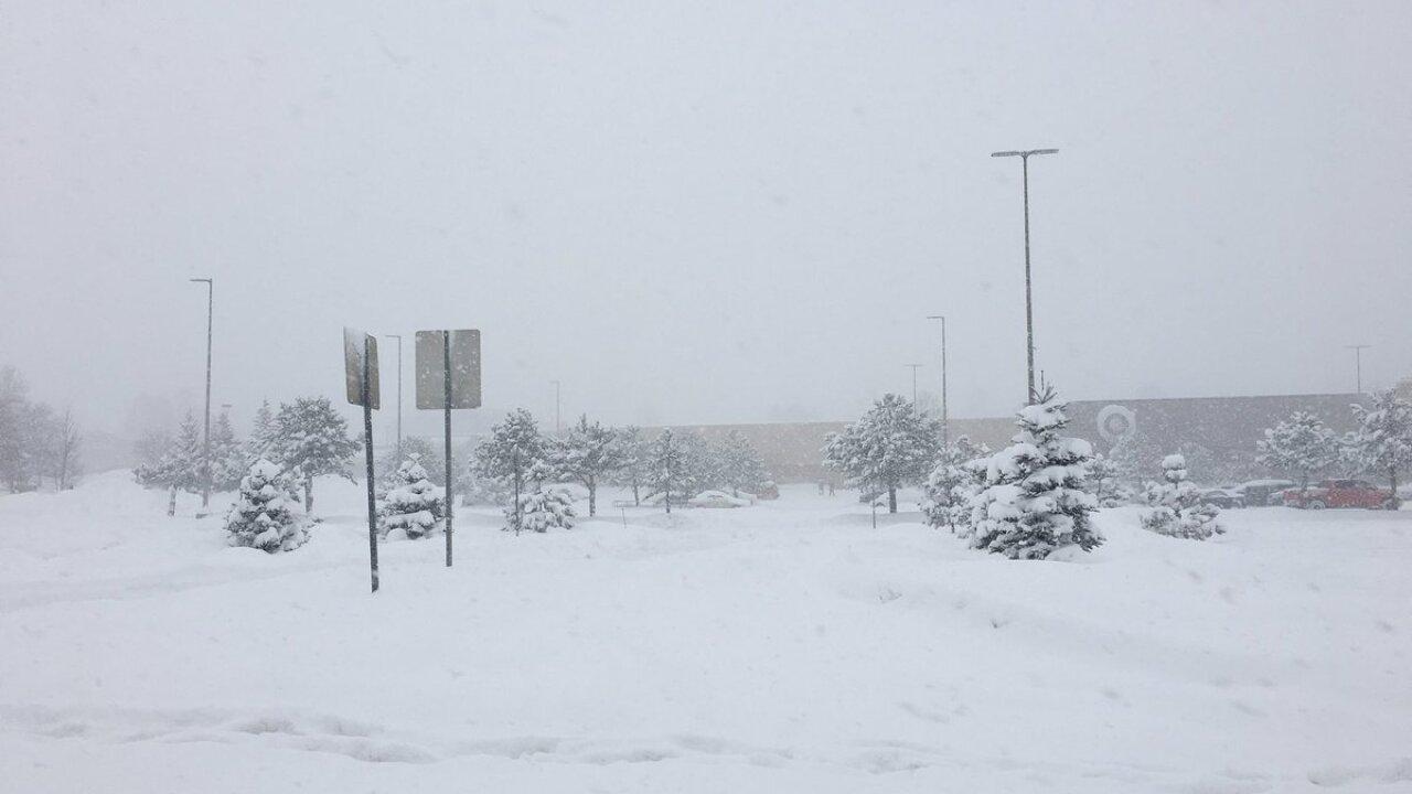 Flagstaff Snow 2-21-19