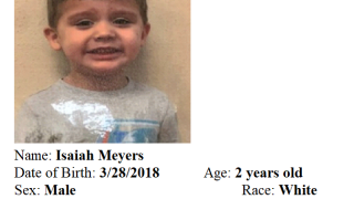 Missing Endangered Persons: Isaiah and Malachi Meyers