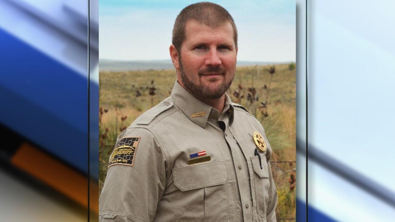 Colorado sheriff denies making billionaire Robert Mercer volunteer