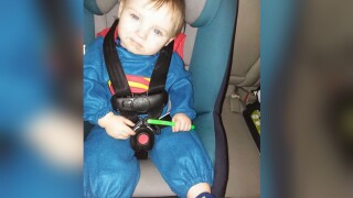 A 2-year-old in Virginia disappeared from his bed