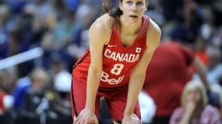 Canada-Breastfeeding Basketball