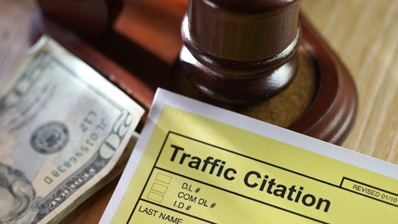 Virginia budget amendment to eliminate driver's license suspensions for unpaid court fines