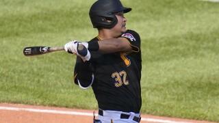Yoshi Tsutsugo Tigers Pirates Baseball