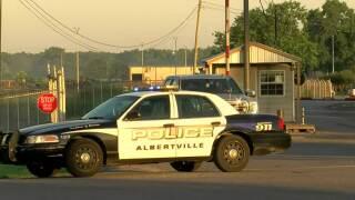 Alabama workplace shooting