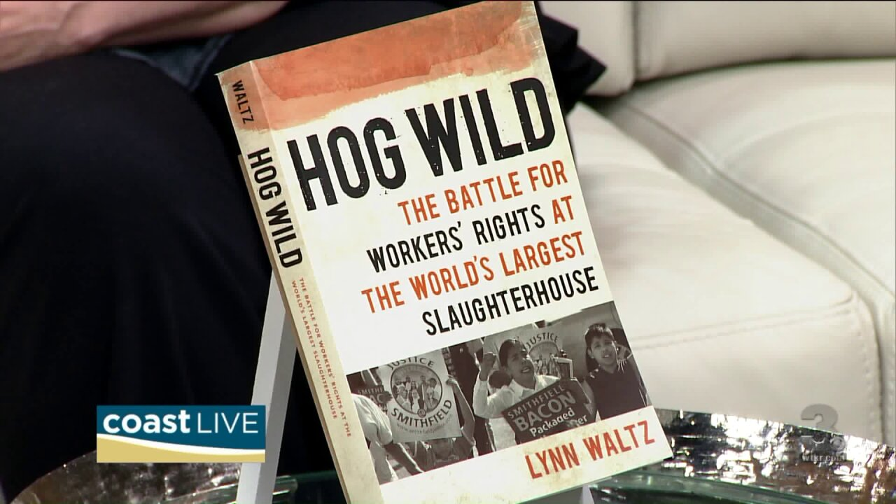 The high cost of cheap meat is the focus of a new book by a local professor on CoastLive