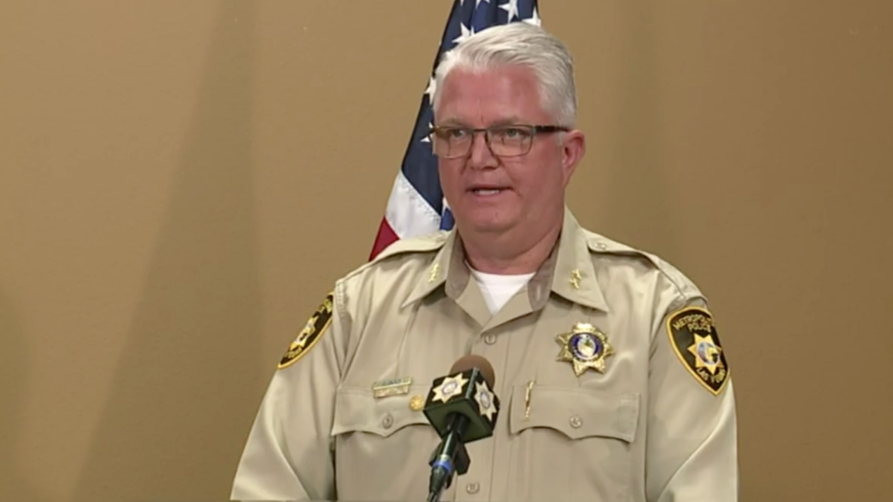 ASSISTANT SHERIFF CHRISTOPHER DARCY