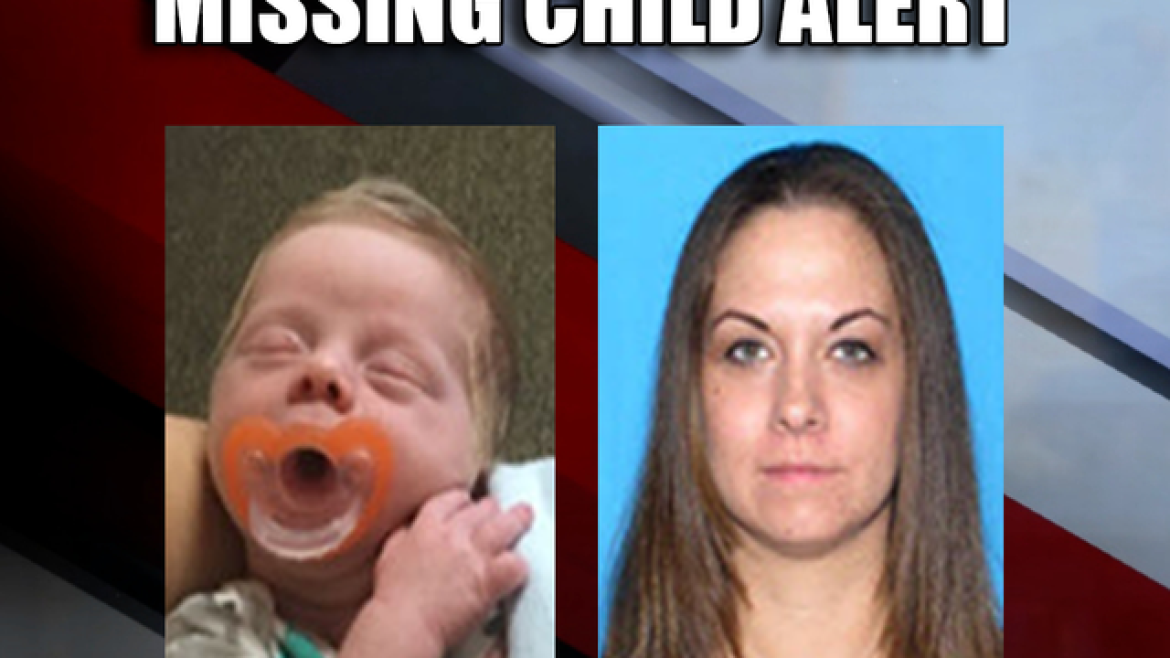 Florida Missing Child Alert issued for 3-week-old baby from Gainesville canceled