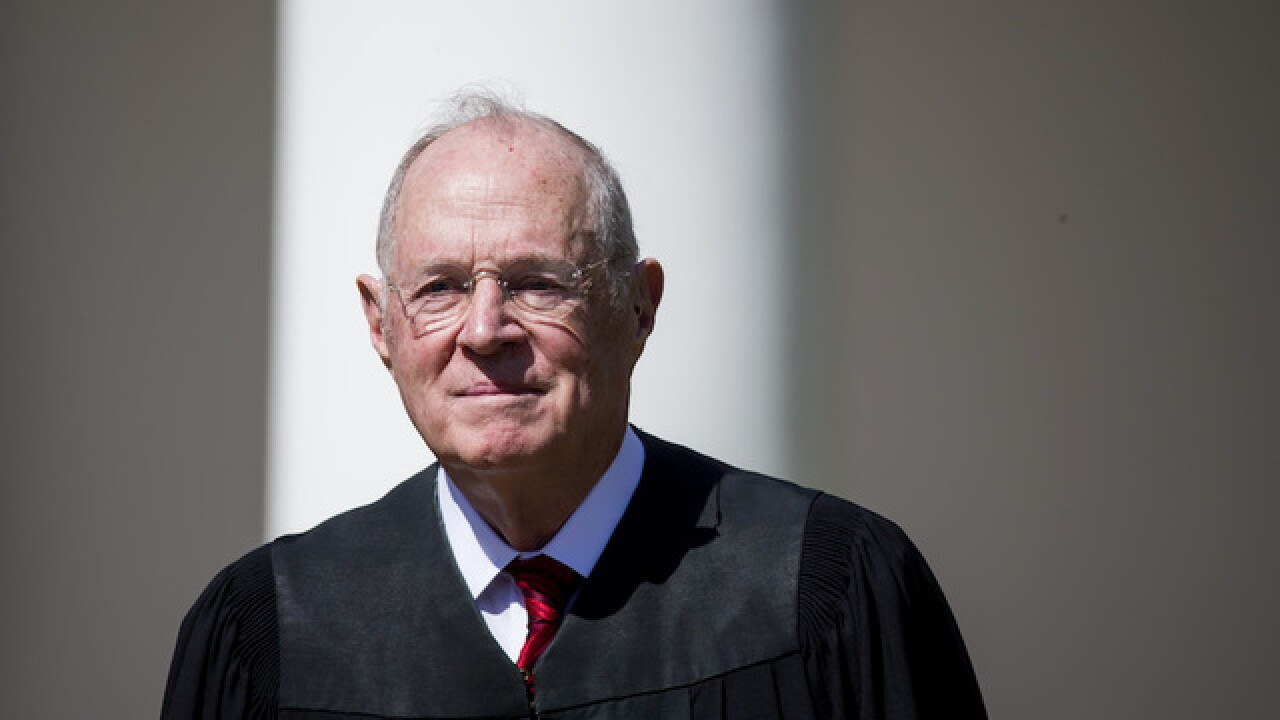 DC Daily: Justice Kennedy retirement rumors swir