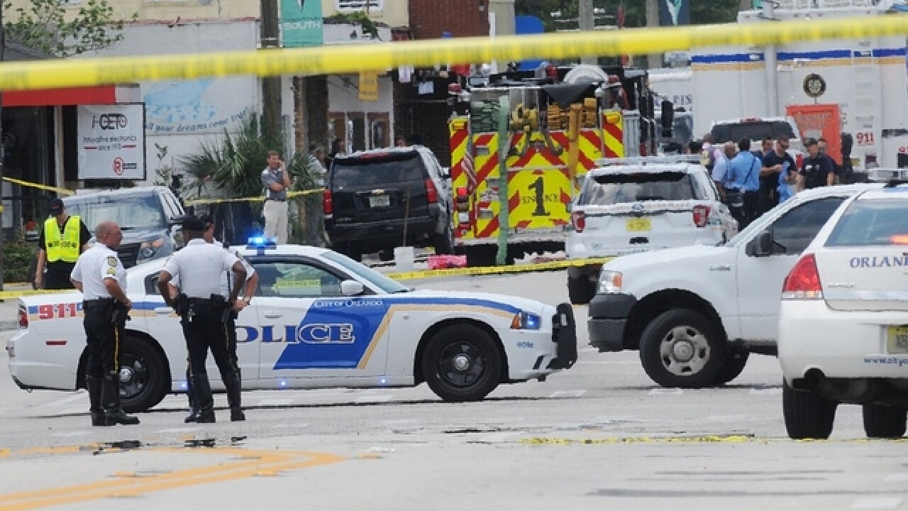 20 dead in Florida nightclub mass shooting