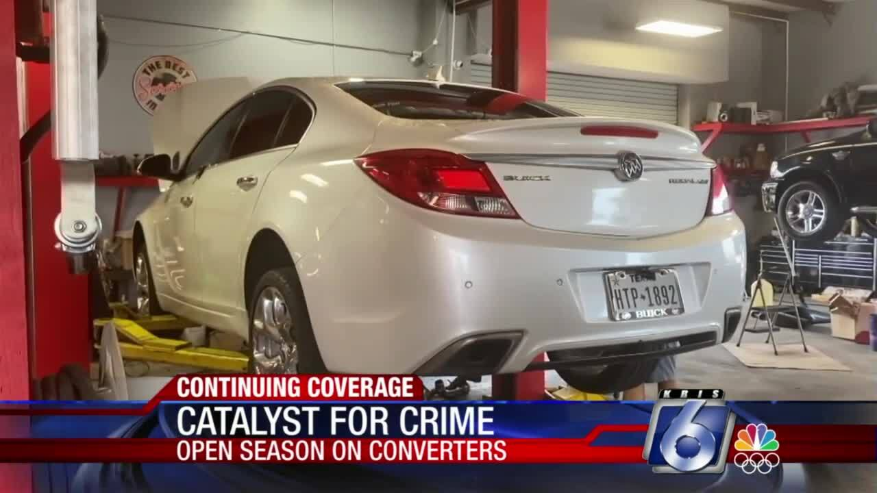 Tips to keep your catalytic converter from being stolen