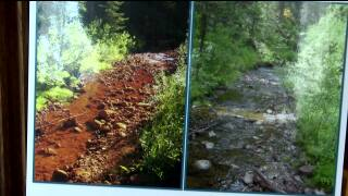 Successful cleanup of mine tailings, creek near Cooke City celebrated