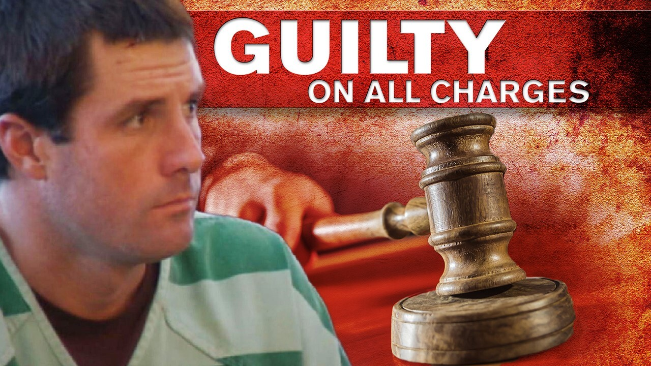 Frazee found guilty