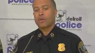 Detroit 2020's Connect with Detroit Police Chief James Craig