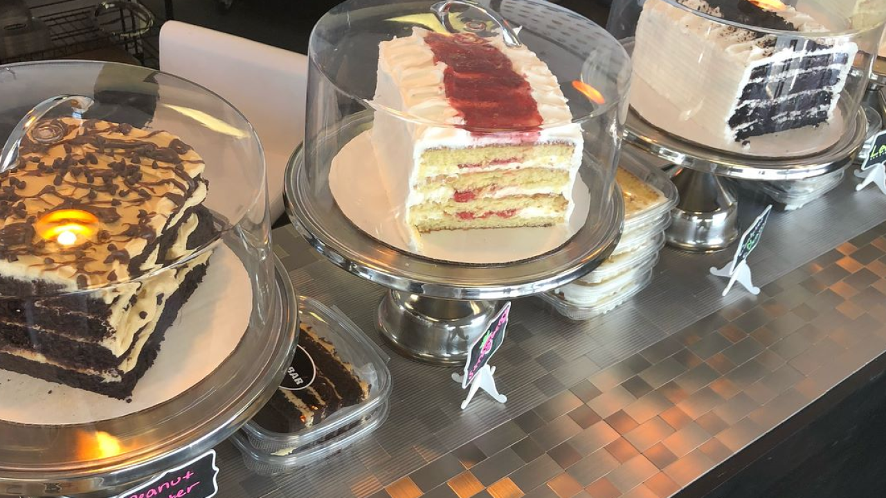 The Cake Bar Cafe near Willow Lawn set toclose