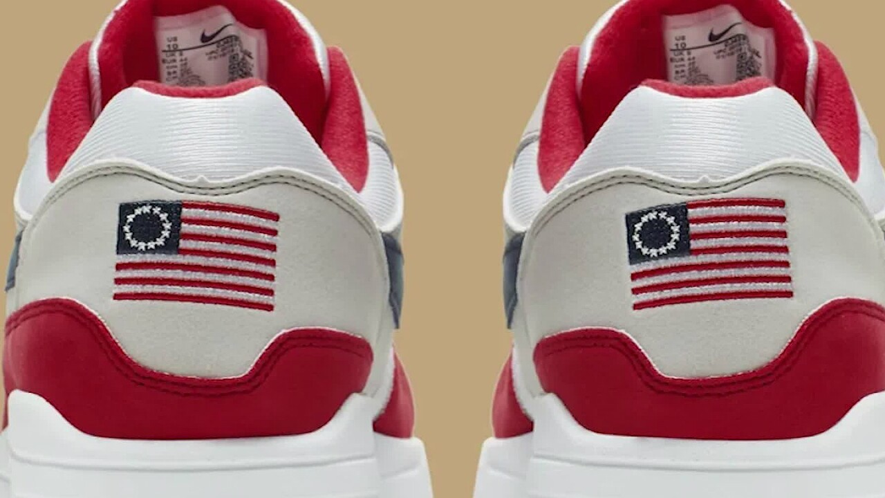 Arizona governor orders Nike's incentives withdrawn after it pulled American flag sneaker