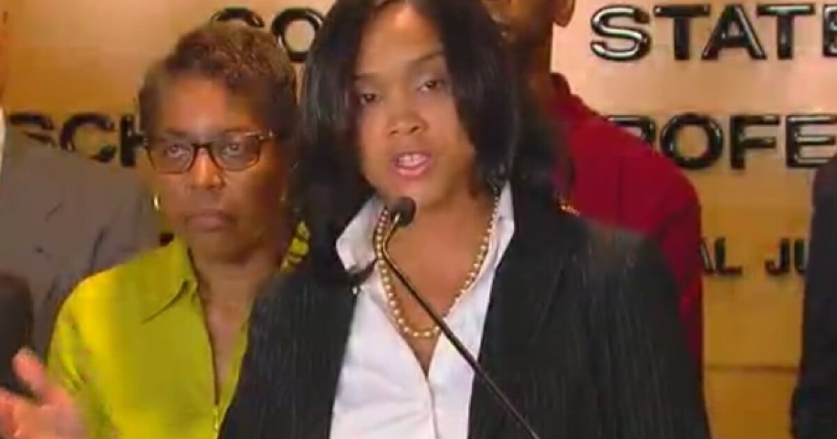 Baltimore City State's Attorney to ask court to throw out nearly 800 GTTF associated convictions