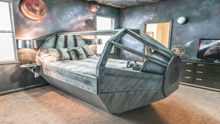 Stay In A Huge 9-bedroom 'Star Wars'-themed Airbnb