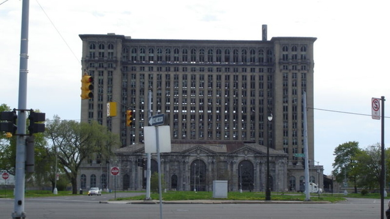 Detroit train station sold to Ford Motor Company