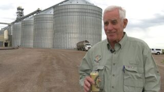Montana Ag Network: Pete Coors visits MT elevators for Barley Days