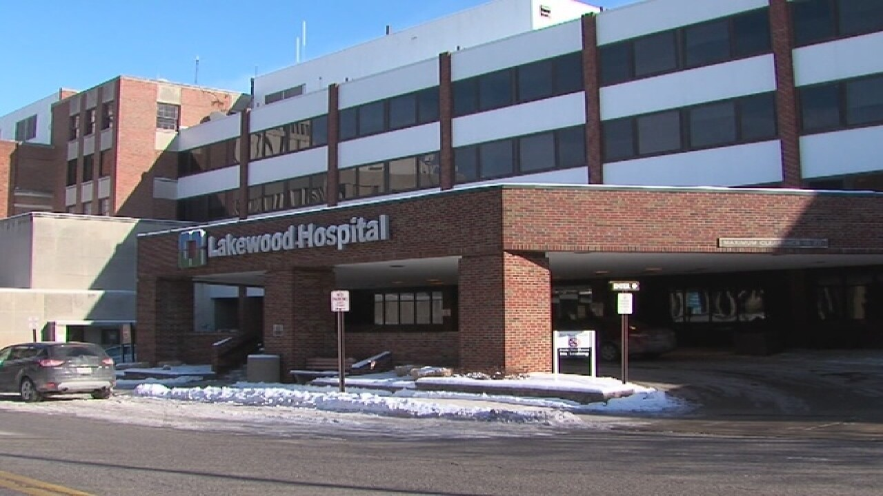 Lakewood Hospital proposal released