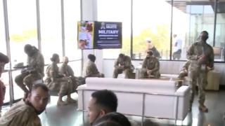 Washington Training Camp Military Appreciation Day