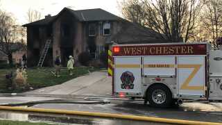 West Chester house fire