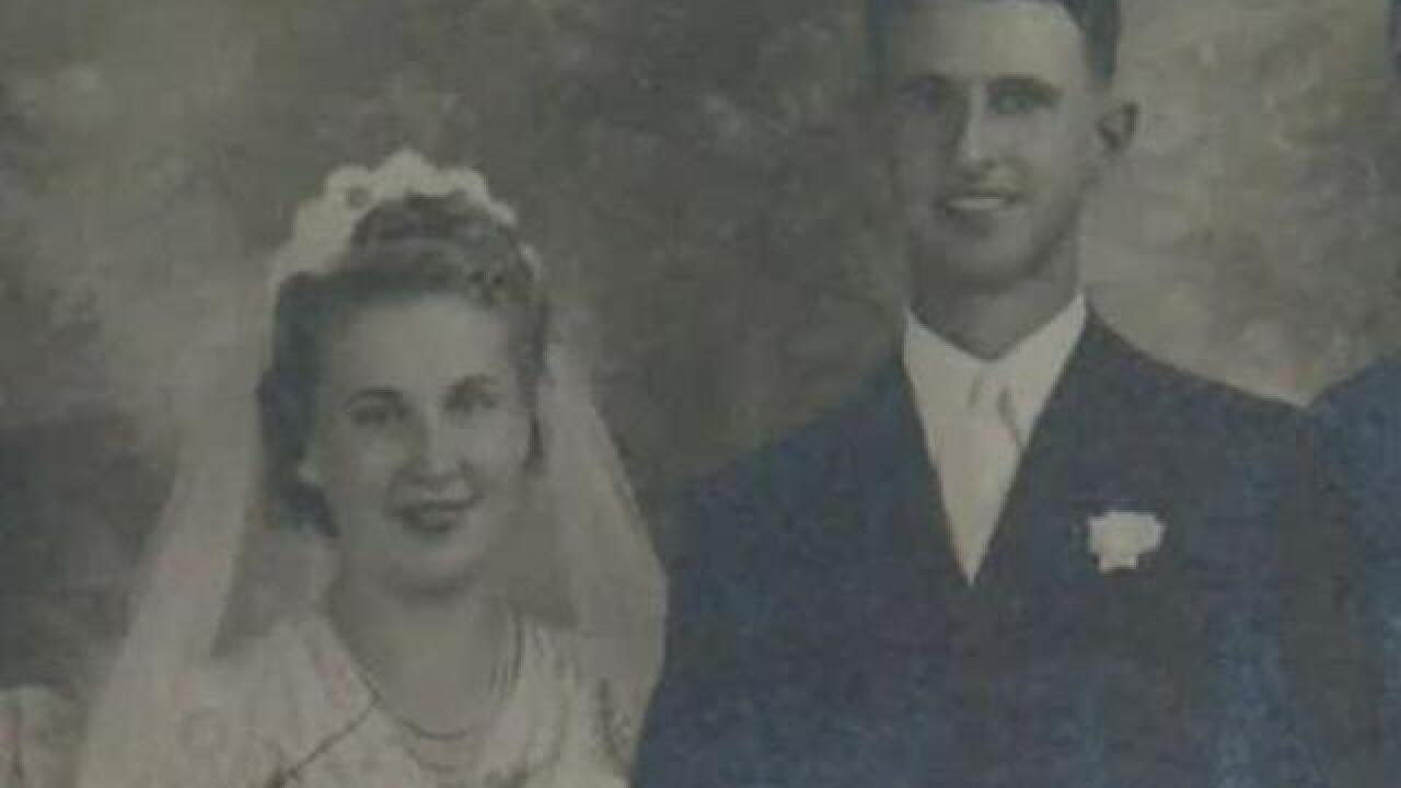 Tosa couple celebrates 75th wedding anniversary