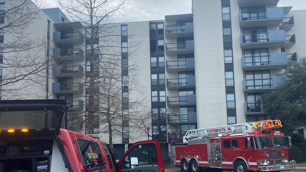 PT 300 Green Street apartment fire (February 3)