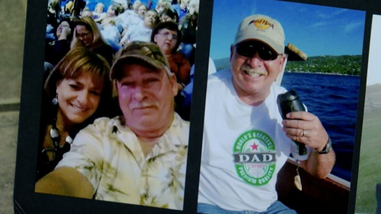 Wife of rig explosion victim speaks out