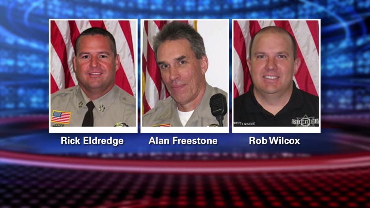 San Juan Co. Sheriff, two deputies charged in misconductcase