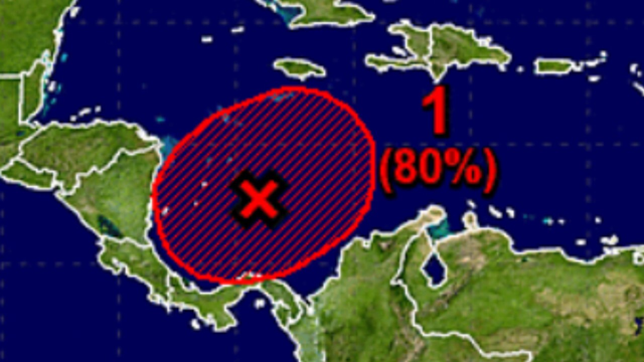 Does hurricane season have one more storm?