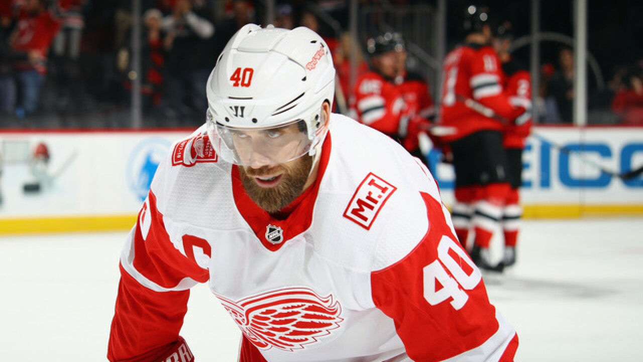 Red Wings awful on power play, fall to Devils