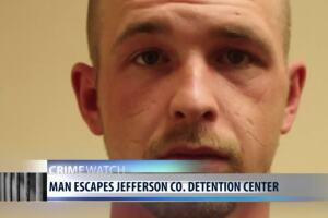 Escaped Jefferson County inmate still at large