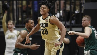 Michigan State v Purdue