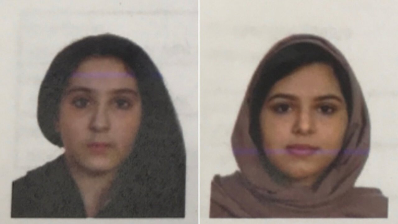Saudi sisters found in Hudson River that lived in Virginia, took their own lives, medical examiners find