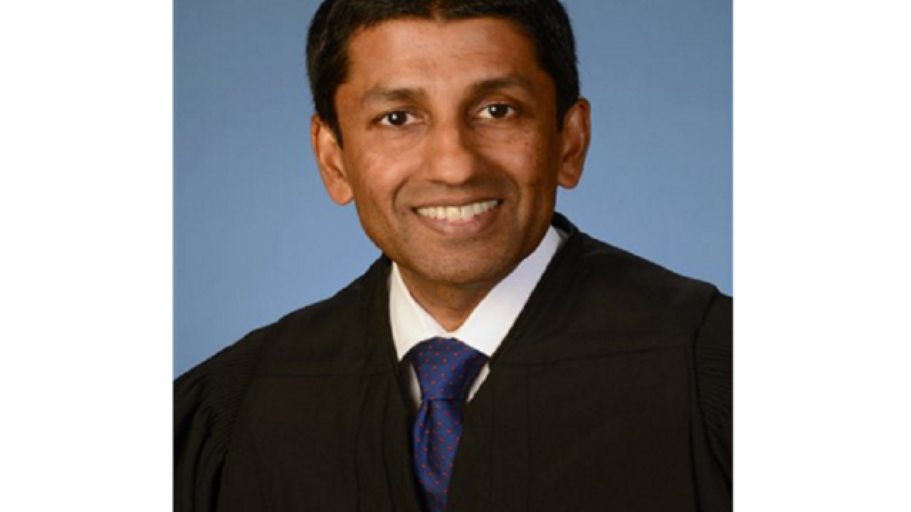 Will first Indian-American be in High Court?