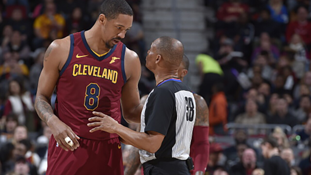 Channing Frye returning to Cleveland, agrees to 1-year deal with Cavs