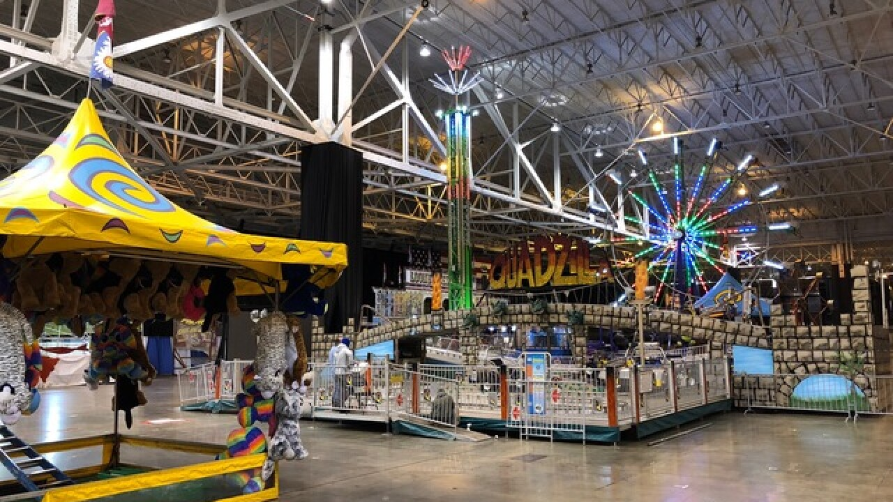 Indoor Amusement Park policy changes
