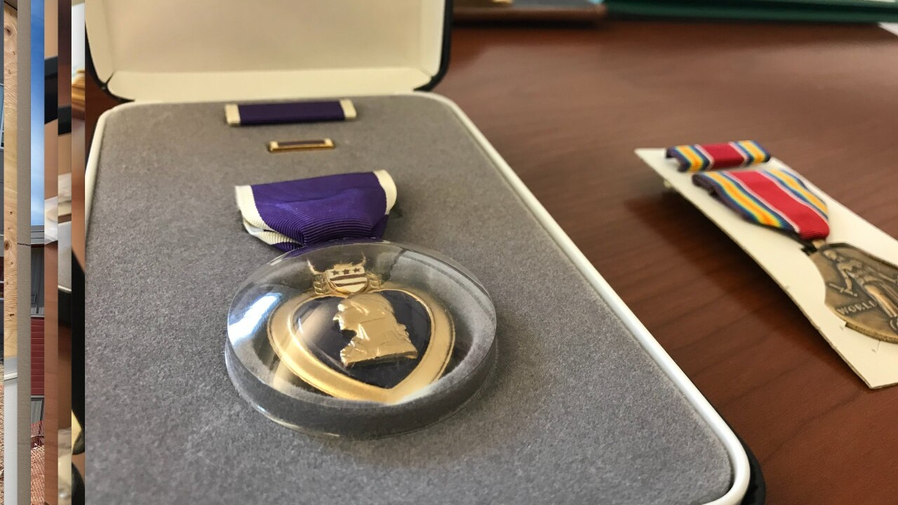 wwii medals
