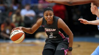 WNBA star Renee Montgomery opts out of 2020 season to focus on social justice reform