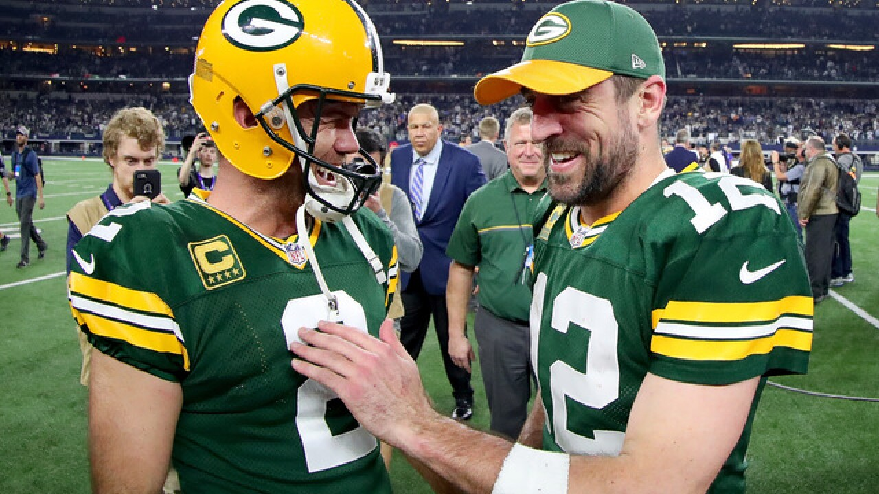 Vegas oddsmakers: Green Bay Packers are big favorites to win NFC North