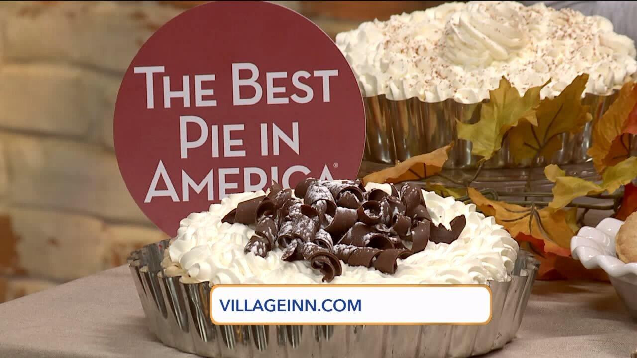 The Award for Best Pie in America Goesto….