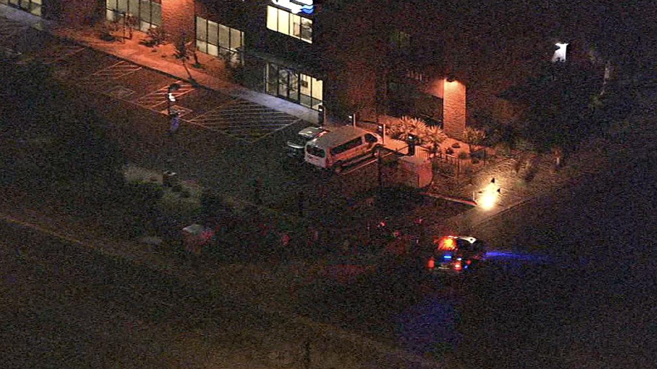 Reported shooting at 35th Ave and Thomas 12-3-19