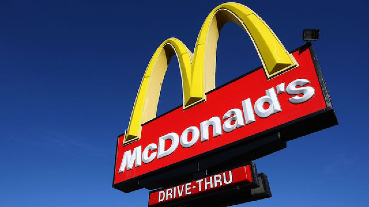 McDonald's breakfast items ranked by healthiness